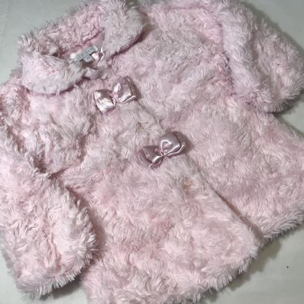 18 Month Faux Fur Coat